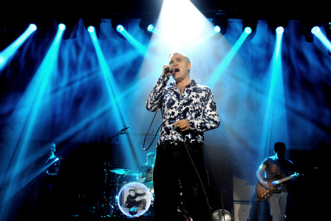 'Much ado about nothing': Morrissey's manager downplays fan 'attack' on singer