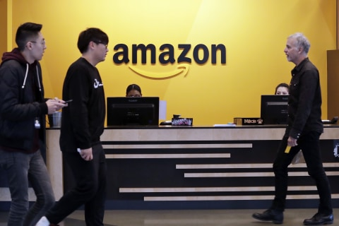 With two new headquarters, will Amazon get to double dip on tax breaks?