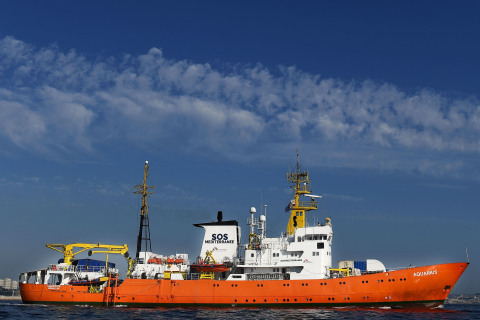 Italy orders seizure of Aquarius rescue ship