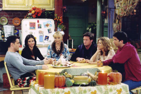 Why we're so obsessed with 'Friends' —the comfort food of television