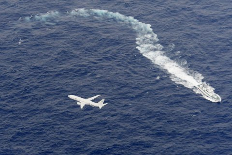 Marine dead, five missing after military aircrafts collide off Japan