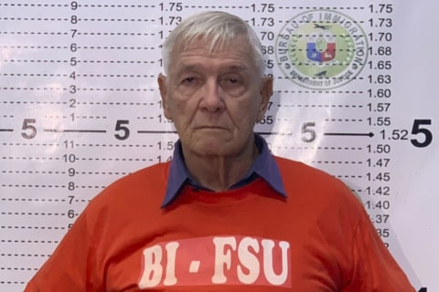 Ohio priest accused of sexually assaulting at least 10 boys in the Philippines