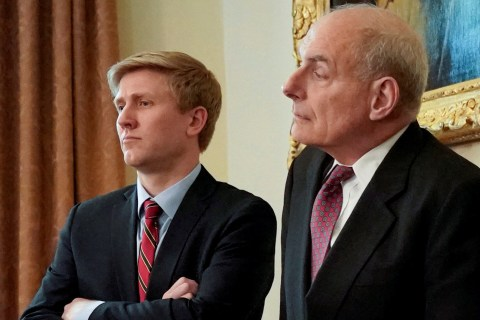 Nick Ayers, Mike Pence's right hand, likely to be Trump's next chief of staff