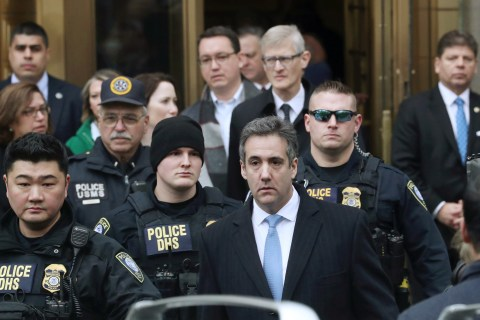 Democrats warn Trump not to 'intimidate' Michael Cohen from testifying