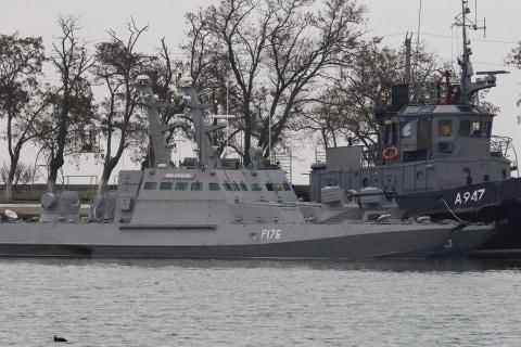 Russia attacks, seizes Ukrainian vessels in Black Sea off Crimea