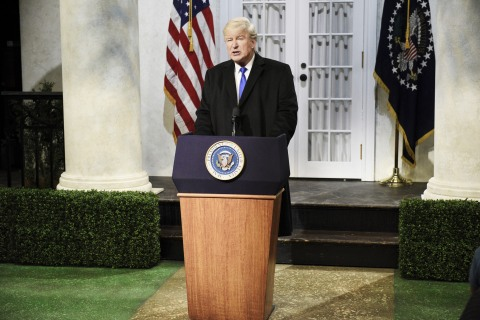 Alec Baldwin asks if Trump's attack on 'SNL' sketch could be 'threat to my safety'