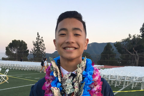 UC Irvine student died from alcohol poisoning after frat party, coroner says