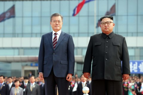 North Korea withdraws from office shared with South weeks after U.S. talks collapse