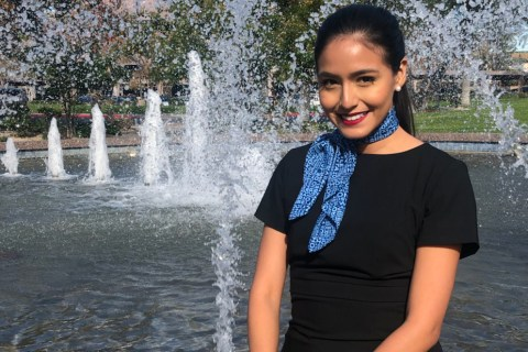 Flight attendant, a DACA recipient, released by ICE