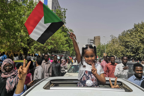 Sudan's Omar al-Bashir reportedly driven from power after 3 decades