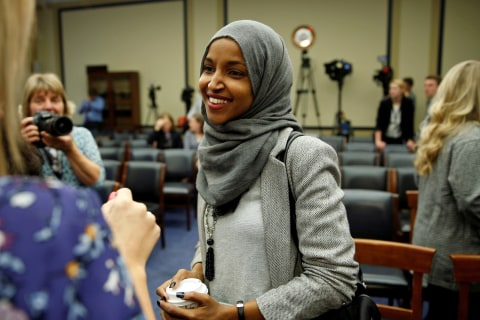 Amid uproar over her comments, Rep. Omar raises more than $800,000 in first quarter