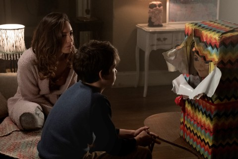 Chucky as a smart robot? 'Terrifying' but not hard to imagine, says 'Child's Play' actress Aubrey Plaza