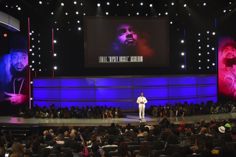 Nipsey Hussle posthumously honored at 2019 BET Awards