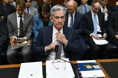 Fed rate decisions are not guided by emotion but by analysis, says Powell