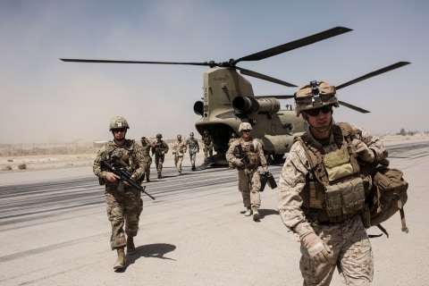 Trump wants to pull all U.S. troops out of Afghanistan by 2020 election, officials say
