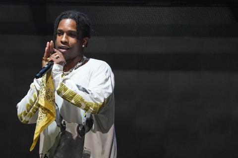 Swedish PM warns Trump rapper ASAP Rocky won't get special treatment