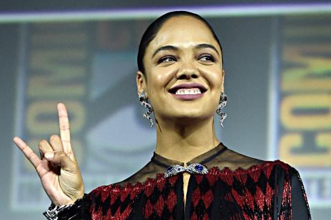 Tessa Thompson's Valkyrie to become Marvel Studios' first LGBTQ superhero