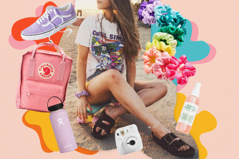 What are 'VSCO girls'? Scrunchies and the newest teen lifestyle trend