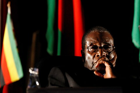 Robert Mugabe, former Zimbabwe president, dead at 95
