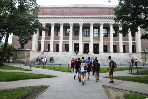 Study on Harvard finds 43 percent of white students are legacy, athletes, related to donors or staff