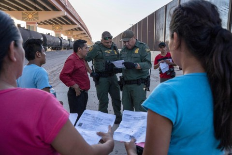 Trump admin to broadly expand DNA collection of migrants in custody