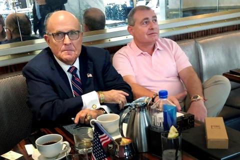 2 Giuliani associates plead not guilty in campaign finance scheme