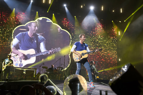 Coldplay to pause touring, citing environmental impact of concerts