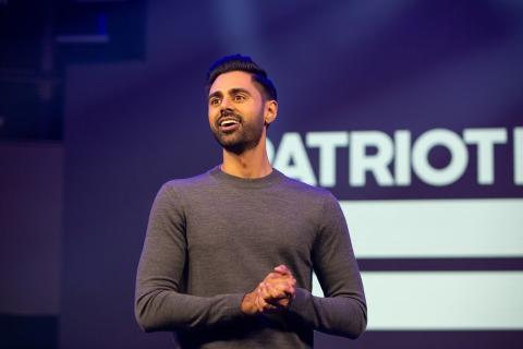 Hasan Minhaj highlights fact that politicians don't reach out to Asian Americans