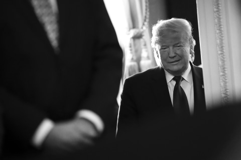 Trump may discredit an impeachment trial designed to acquit him