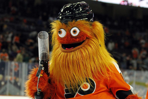 Philadelphia Flyers mascot Gritty accused of punching 13-year-old fan