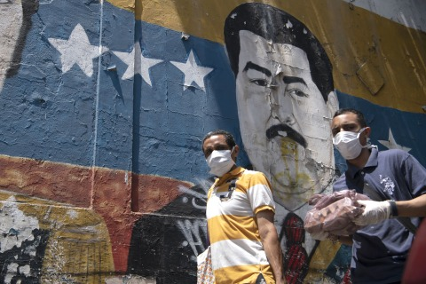 Venezuela rejects a U.S. offer to ease sanctions in exchange for transitional government