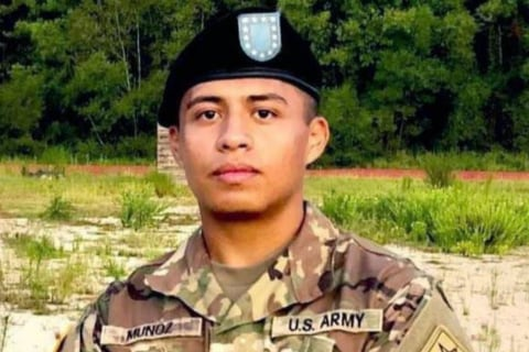 Family desperate to find National Guardsman Juan Muñoz missing nearly two months from New Mexico