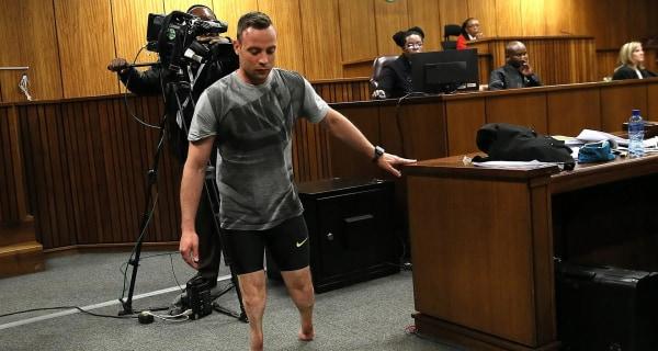Vulnerable Killer? Pistorius Shows Stumps at Sentencing