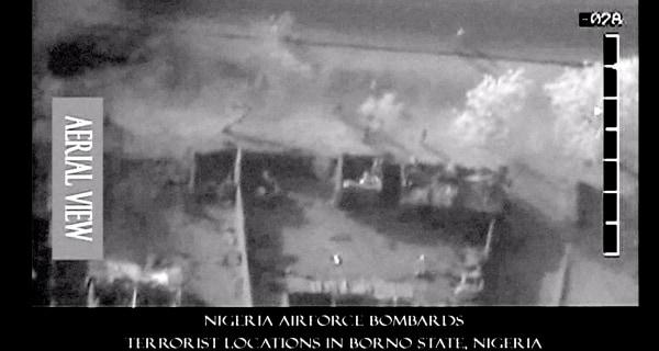 Boko Haram Targeted by Nigerian Military Air Assault