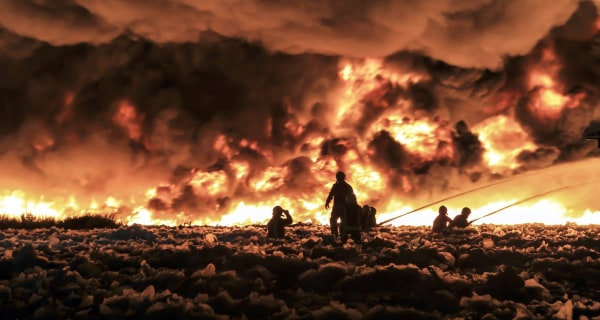 Year in Pictures: 2013 News