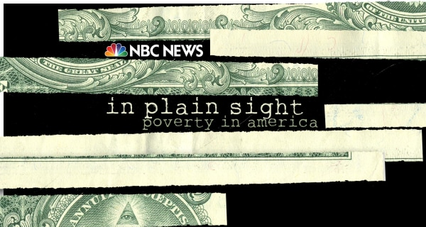 In Plain Sight: Poverty in America