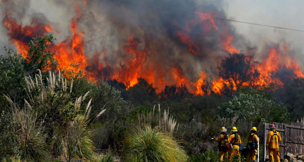 Girl, 14, Convicted of Starting Massive California Fire