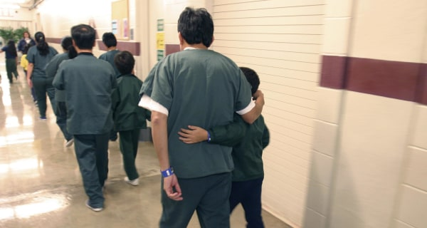Judge: U.S. Violates Agreement in Detention of Immigrant Children