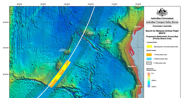 Missing MH370: Underwater Hunt for Malaysia Airlines Jet Could End by May