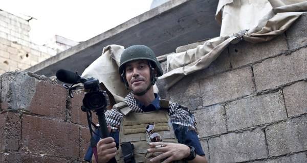 Did a British Jihadist Behead Journalist James Foley in Syria?