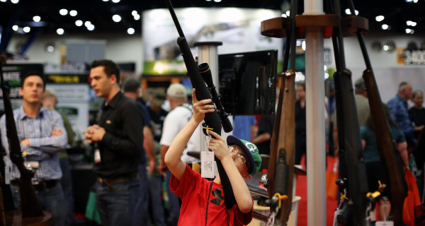 Too Young to Shoot? Why It's Legal for Kids to Handle Uzis