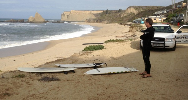 Beach Closed, Keep Out: Billionaire Tries to Block Surfers