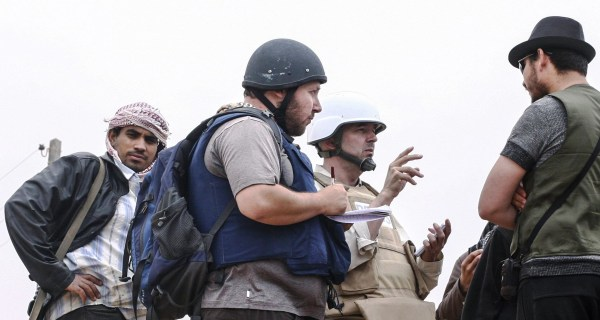 ISIS Beheads American Journalist Steven Sotloff, Monitoring Group Says