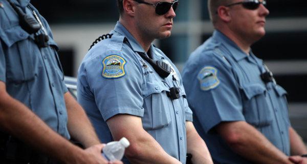 Ferguson Cops Get Body Cameras After Michael Brown Shooting