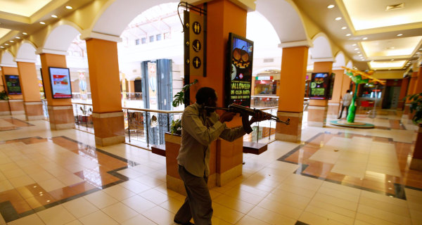 Terror Leader Linked to Kenya Mall Massacre Targeted by U.S. Strike