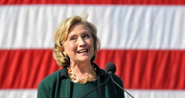 Hillary Clinton Returns to Iowa for Senator Tom Harkin