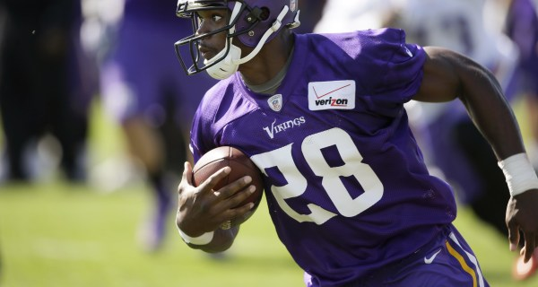 Vikings Order Peterson to Stay Away From All Team Activities