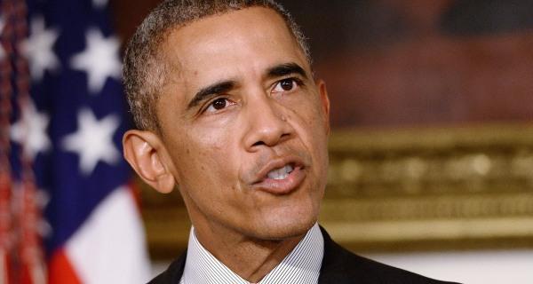 Obama Praises Congress for ISIS Vote