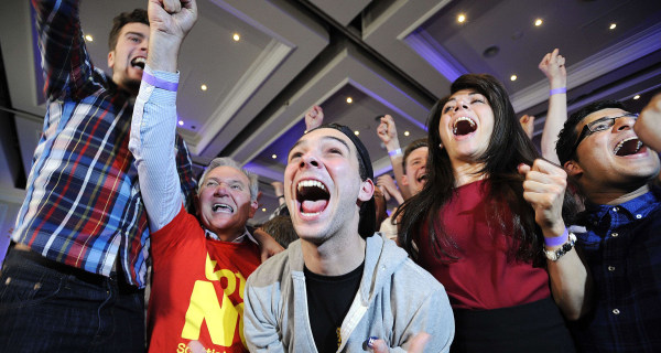 Scotland Rejects Independence in Record-Breaking Referendum