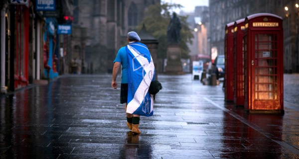 Can Divided Scotland Heal After Bruising Independence Battle?
